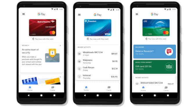 Google Pay startet in Europa
